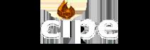 Logo de la página Cipecar en blanco